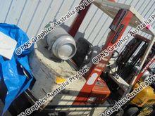 Forklift – Nissan Fork with Gra