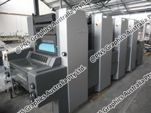 SM52-4-P3 Four Colour Printing