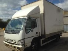 2008 ISUZU NQR BOX BODY