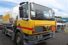 1998 FODEN/DAF 3000 TANKERS