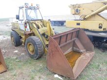 1981 JCB LOADING SHOVEL 814