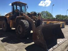 2003 JCB 456 LOADING SHOVEL