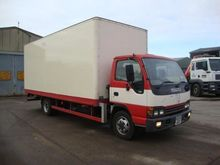 2004 ISUZU NQR BOX BODY