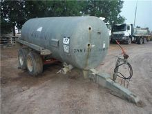 2008, JOPER, Water tank trailer