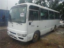 SINOPE, 2012, NISSAN, Bus 4x2,