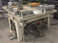 Used Clamp With Folding Benches