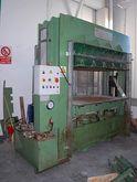 Used Cold Press VECCHIATO 4PR20