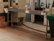 Used Conveyor Belt WEINIG 4MI25