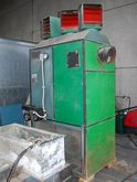 Used Hot Air Generator MELCHIOR