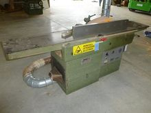 Used Surface Planer GRIGGIO 4PI