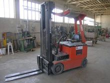 Used Electric Fork Truck LUGLI