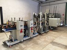 SANDING LINE FOR CURVED AND CON