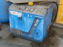 Used Screw Compressor ABAC 4AC3