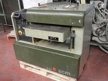 Used Thicknessing Planer SCM 4P