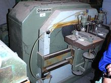 Used Round End Tenoner BALESTRI
