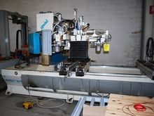 Used Machining Center UNITEAM 4