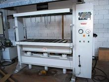 Used Cold Press ORMA 4PR201602