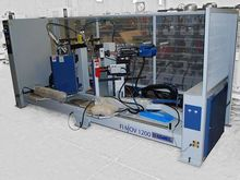 Used Double End Cutting Saw COM