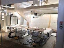 Used Machining Center BACCI 4CN