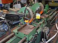 Used Double End Cutting Saw OMG