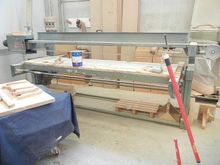 Used Sanding Line SAMCO 4LC3512