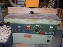 Used Spindle Moulder With Fix S