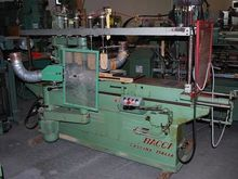 Used Linear Shaper BACCI 4FT051