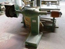 BRUSHING MACHINE WITH SANDING H
