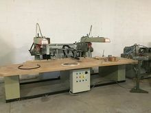 Used Radial Arm Saw OMGA 4SS351