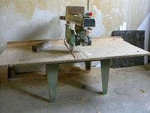 Used Radial Arm Saw ARTIGIANALE