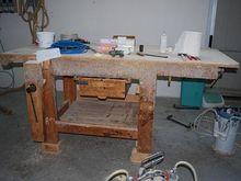 Used Working Bench ARTIGIANALE