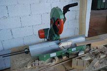 Used Manual Cutting Saw MEC 4TC