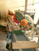 Used Double End Cutting Saw OMS