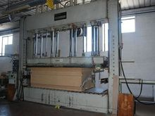 Used Cold Press ORMA 4PR201603