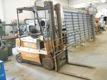 Used Electric Fork Truck TECNOC