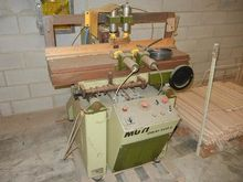 Used Chisel Mortiser MUTI 4SP10