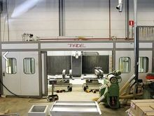 Used Machining Center PADE 4CN3