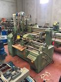 SANDING MACHINE FOR TURNED PIEC