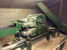 Rudnick & Enners Drum Chipper -