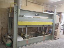 Joos Veneer Press - second-hand