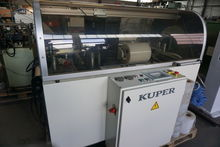 Kuper Stretch Foil Winding Mach