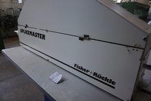 Fisher + Rückle Veneer Splicer