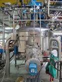 2.5m2 Nutsche Pressure Filter D