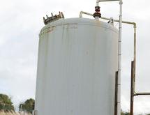 Pfaudler 18000 litre glass line