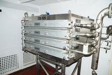 Wm Boulton vacuum shelf dryer