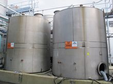 Used 45,000 Litre 316 Stainless