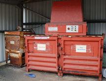 Mill Dale Waste Paper Baler