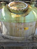 Used 10950 litre stainless stee