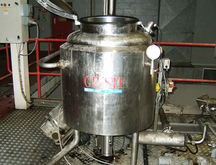 250 litre Guisti stainless stee