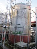 20000 litr vertical stainless s